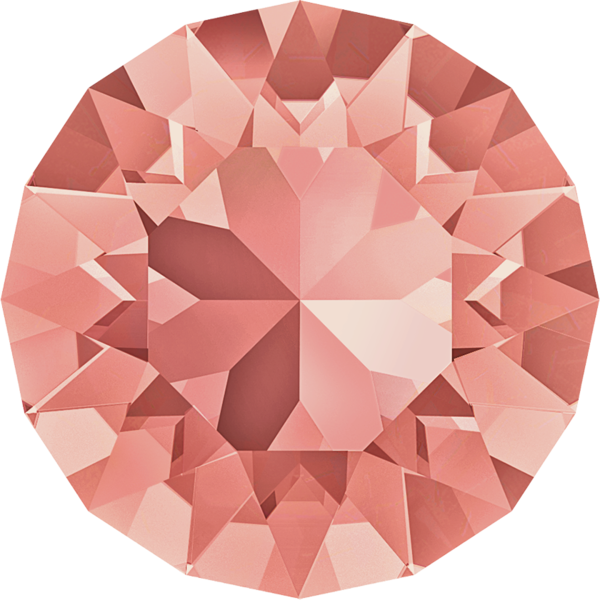 SWAROVSKI® 1088 Rose peach