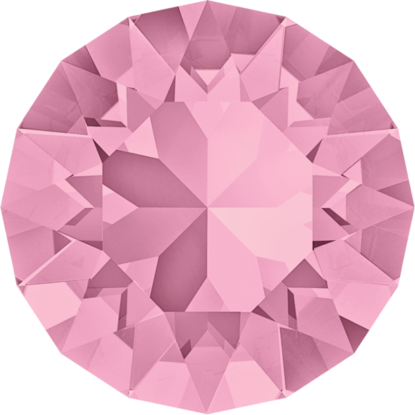 SWAROVSKI® 1088 light Rose